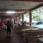 Dining Area - kawasan falls