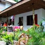 Cottages for rent at kawasan falls